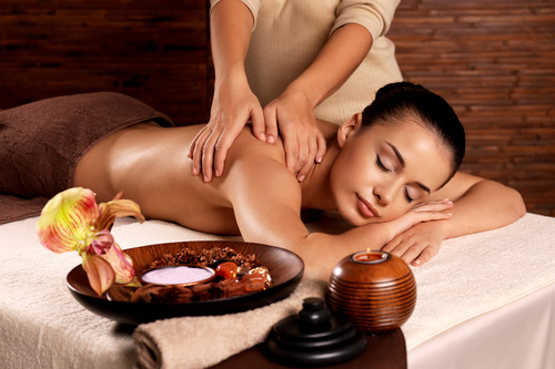 massage relaxing home service