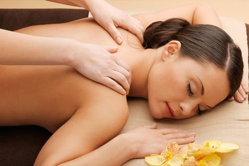 Deep tissue massage home service