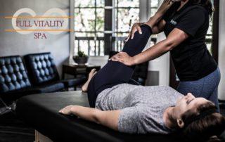 masaje estiramiento a domicilio